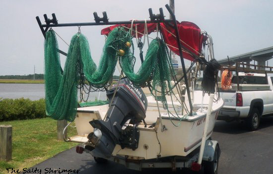 BLOG - TheSaltyShrimper